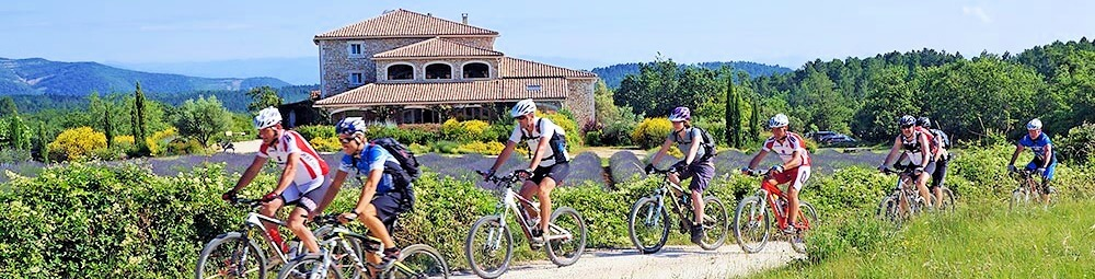 Biking in Ardèche - Bikezentrum